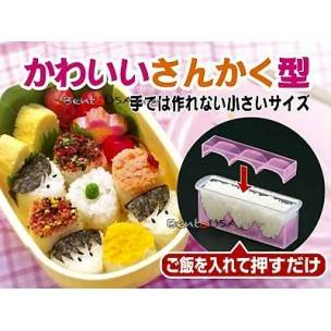 Japanese Bento Rice Mold 1 Bite FACE