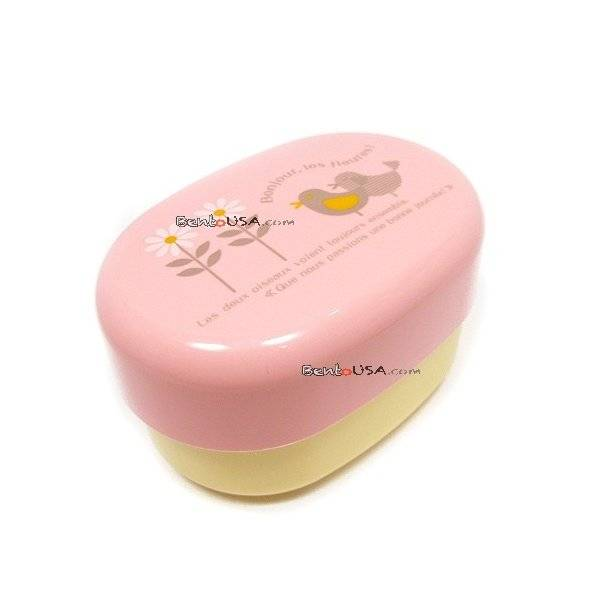japanese bento box lunch box pink all things for sale. Black Bedroom Furniture Sets. Home Design Ideas