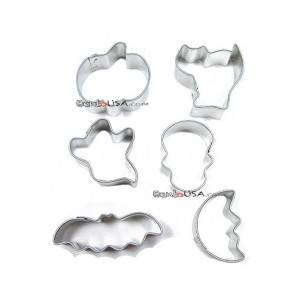 Bento Decoration Accessories Vegetable Cookie Cutter Halloween