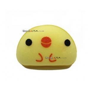 Japanese Kitchen Cute Animal Face Sponge