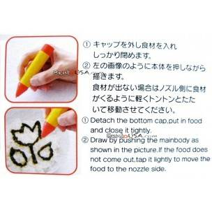 Bento decoration pen Food drawing pen