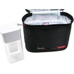 bento box set lunch box set with insulated bag lock and lock. Black Bedroom Furniture Sets. Home Design Ideas