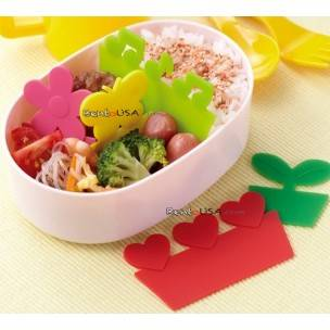 Japanese Bento Baran Silicone Sheet Microwavable Reusable
