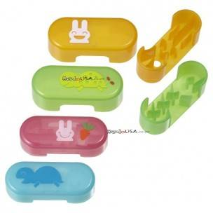 Japanese Bento accessory Cute Food Wiener Cutter Rabbit and Turtle for bento lunch box decoration