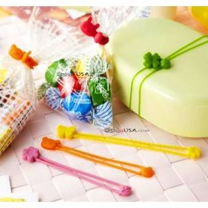 Japanese Bento Box Elastic Silicone Band Lunch Box - Multi Purpose
