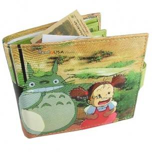 My Neighbor Tonari no Totoro Wallet