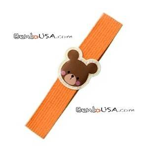 Japanese Bento Box Elastic Belt Lunch Box Bento Strap Bear