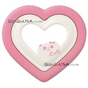 Japanese Bento Lunch Sandwich Cutter Remove Crust Heart 