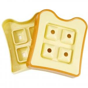 Japanese Bento Lunch Sandwich Cutter Bite Size Square