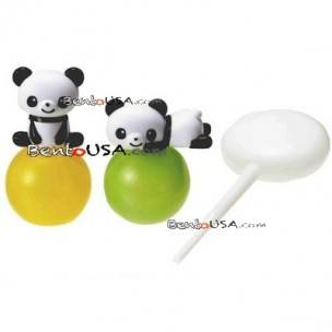Japanese Bento Soy Sauce container with Dropper 3D Panda