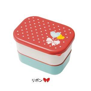 Microwavable Japanese Mini Bento Box Lunch Snack Box Ribbon