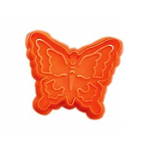 Bento Pastry Cookie Cutter and Stamp Butterfly L