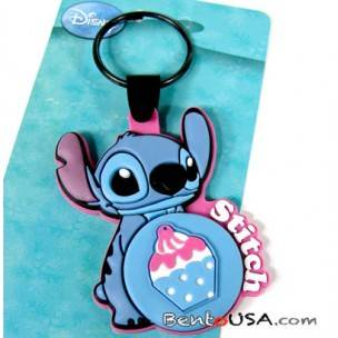 Cute Bevel Bag Key Chain - Disney Stitch