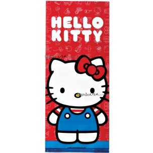 Hello Kitty Treat Bags for Bento Lunch Snack