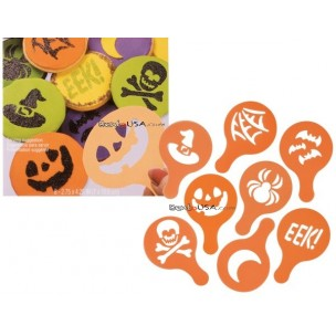 Furikake Mold Sheet Seasoning Mold Halloween