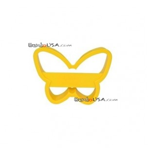 Bento Accessories Cookie Ham Cheese Cutter - Butterfly