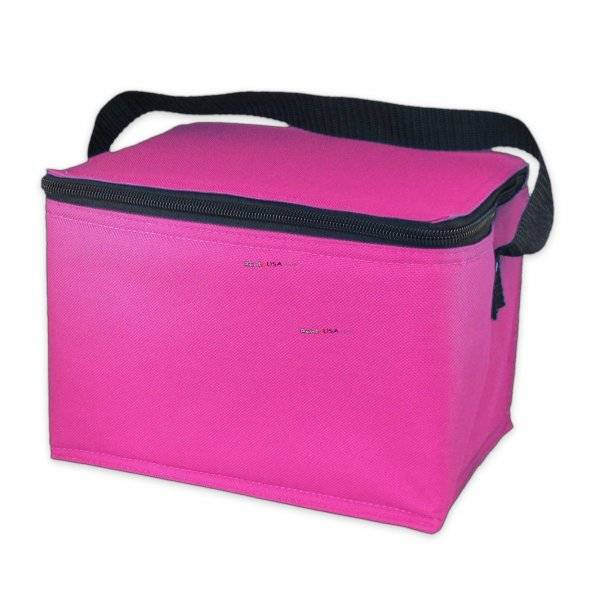 easylunchboxes cooler insulated bento lunch bag pink all things for sale. Black Bedroom Furniture Sets. Home Design Ideas