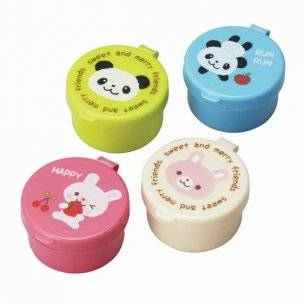 Japanese Bento Sauce Container Dipping Mayo Cup