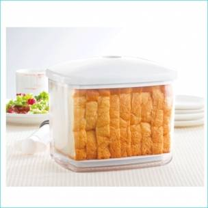 Vacuum Sealed Bread Box