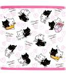 Kutusita Nyanko socks Cloth Lunch Napkin