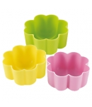 Bento High Quality Silicone Colorful Food Cups - Clover