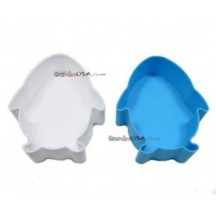 Japanese Bento Accessories Silicone Food Cup Penguin size L