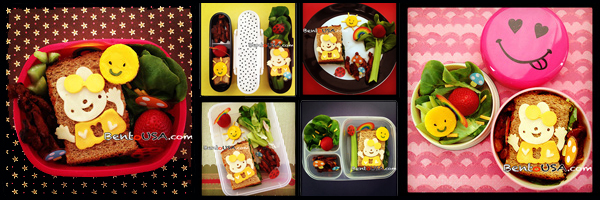 Same food Different Lunch Box Review