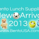 BentoUSA Bento Box and Cute Lunch Deco Supplies New Arrival List 2013