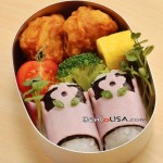Japanese Bento Yummy Food Decoration Kit to make Baran (to Separate food)