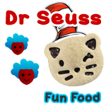 Dr Seuss Fun Food Themed Lunch