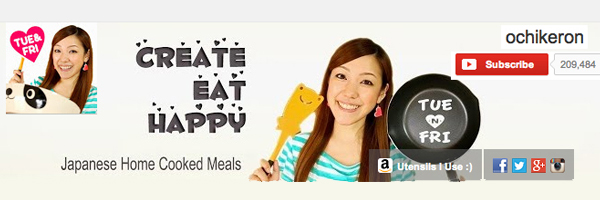 Easy Video Recipe – Home Made Japanese Food and Fun Bento