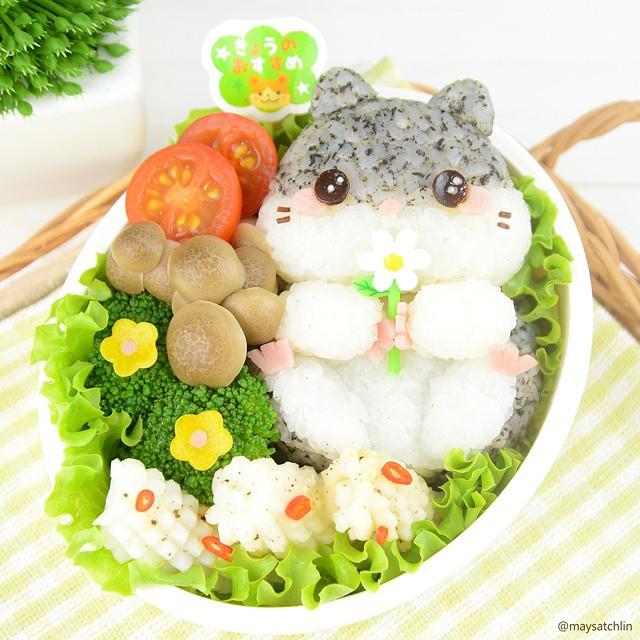 Hamster Bento - Maysatch Bobby Hamster