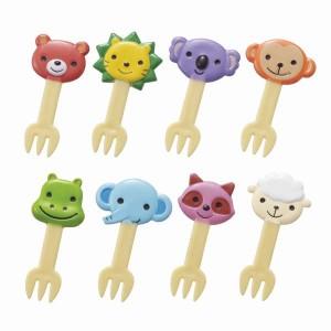 Bento food picks - Animal Friends