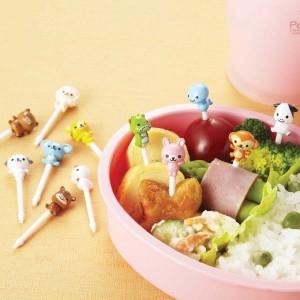 Bento food picks - 12 Zodiac Animals