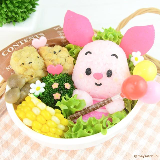 Piglet Kids Bento Lunch Box