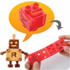 CuteZCute Robo Bread Robot Sandwich Cutter