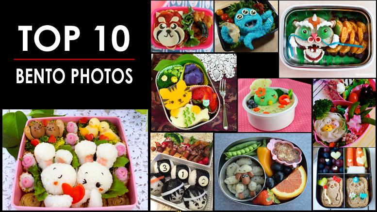 Top 10 best kids school lunch bento photos