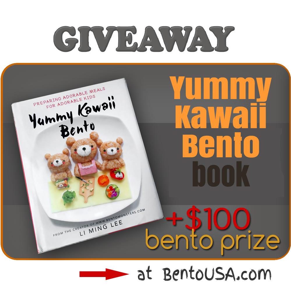 Bento Prize Giveaway