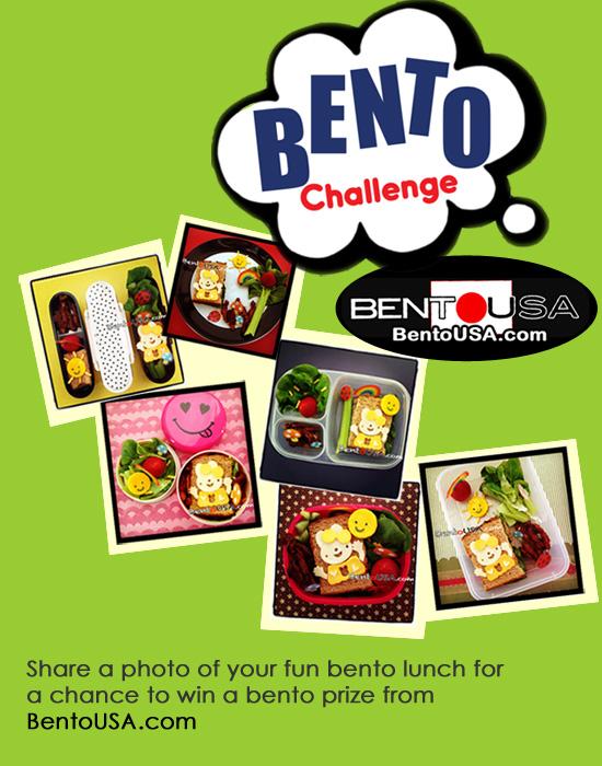 bento challenge - monthly theme bento challenge