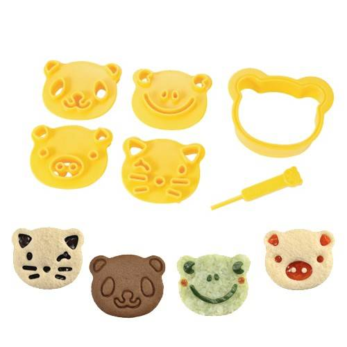 cutezcute cut ez cute easy bento with bento cutter