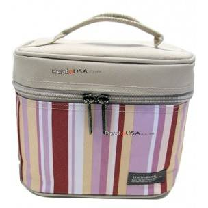 Lock & Lock, Korean bento box, microwavable, bpa free, insulated bag