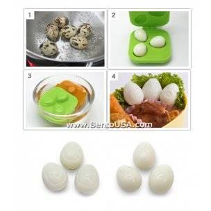 apanese Bento Egg Mold Quail Egg Mold 6 Styles