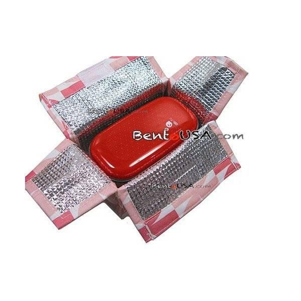 JAPANESE BENTO BAG INSULATED LUNCH BAG FOR BENTO BOX Velcro Bag