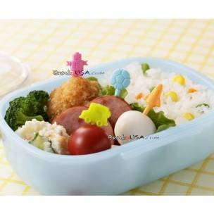 Japanese Bento Box Accessory Boy Toy Food Pick 16 Pcs