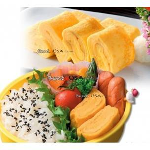 Bento Silicone Cooking Mold Deluxe set with Turner - tamagoyaki