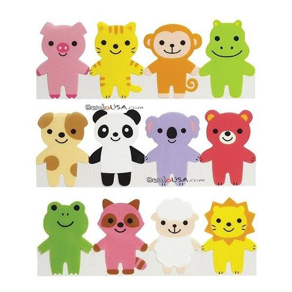 Bento Baran (Baran Set Animal Friends)