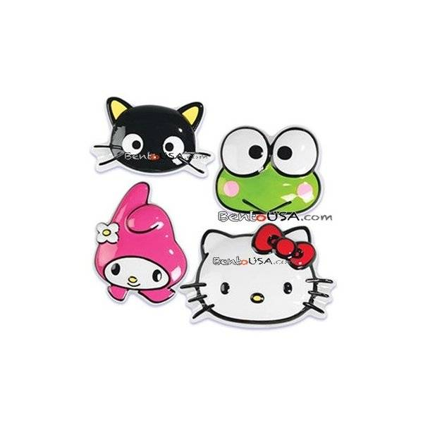 Food Decorating Topper Hello Kitty My Melody Set - All ...