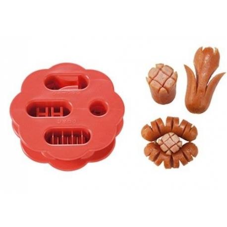 Japanese bento cute food wiener cutter flower for Cute stuff for sale