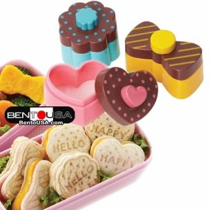 bow sweet sandwich cutter