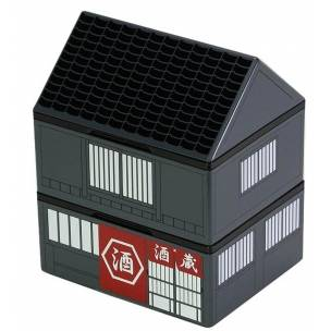japanese traditional liquor shop kids bento box